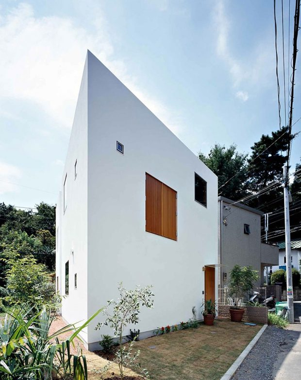Inspirational Structures by Takeshi Hosaka Architects 2