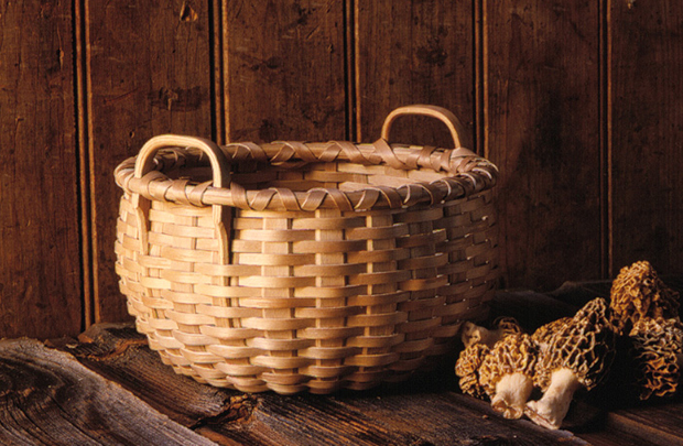A Look at Basketmaker Stephen Zeh 2