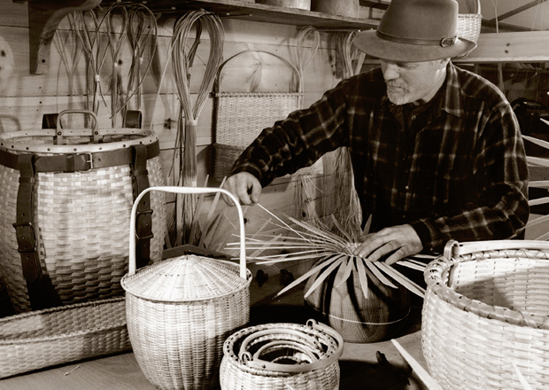 A Look at Basketmaker Stephen Zeh 3