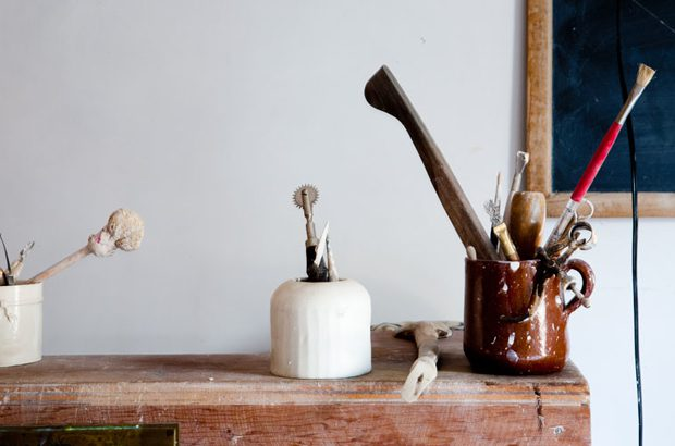 Ceramics Works by Renaud Suave of Atelier des Cents-Ans 5