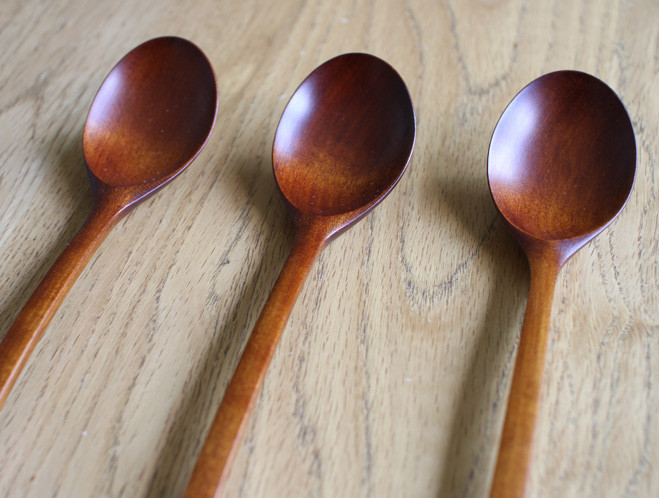 Handmade Utensils by Taisuke Hirabayashi at OEN Shop 4