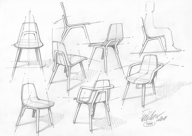 Making-of-the-TRAM-Chair-by-Thomas-Feichtner-for-TON-12