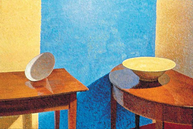 Still-Life-Paintings-of-Ceramics-by-William-Wilkins-1