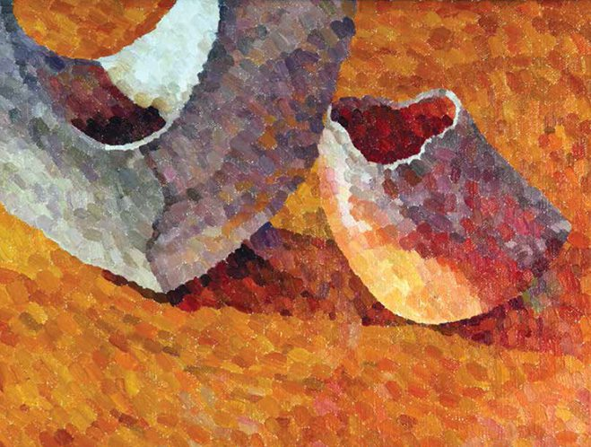 Still-Life-Paintings-of-Ceramics-by-William-Wilkins-3