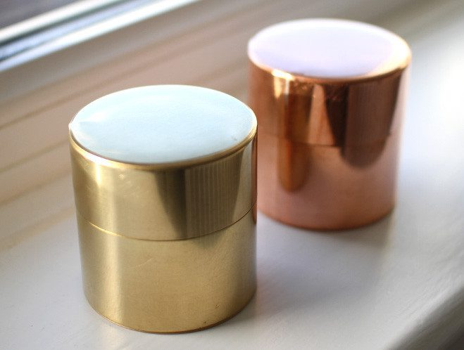 Shaped by Hand in Taito, Tokyo - Copper, Brass & Tin Cans by SyuRo at OEN shop-2