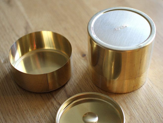 Shaped by Hand in Taito, Tokyo - Copper, Brass & Tin Cans by SyuRo at OEN shop-6