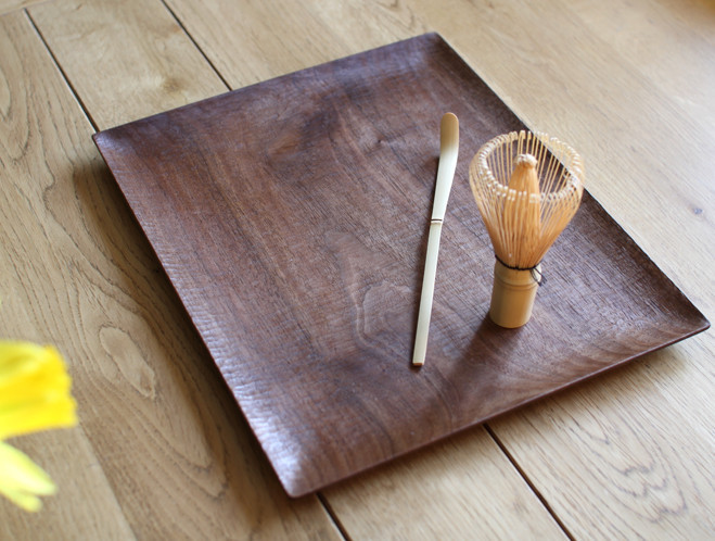 Wooden Dishes, Trays & Chopstick Boxes by Yusuke Tazawa at OEN Shop 7