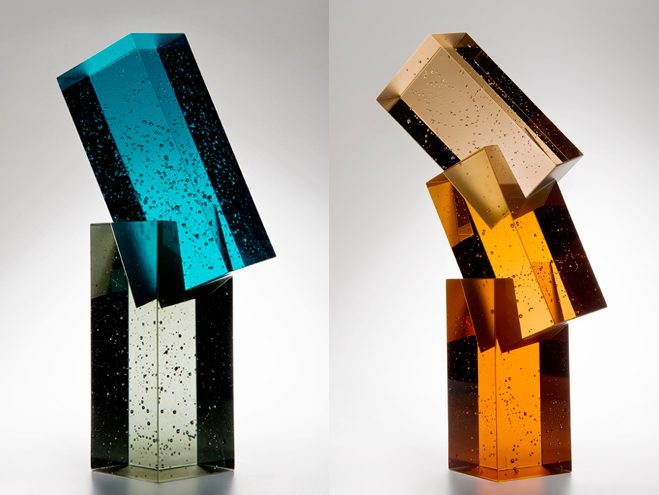 Colour,-Form-and-Light---Solid-Transparent-Glass-Sculpture-by-Heike-Brachlow-10