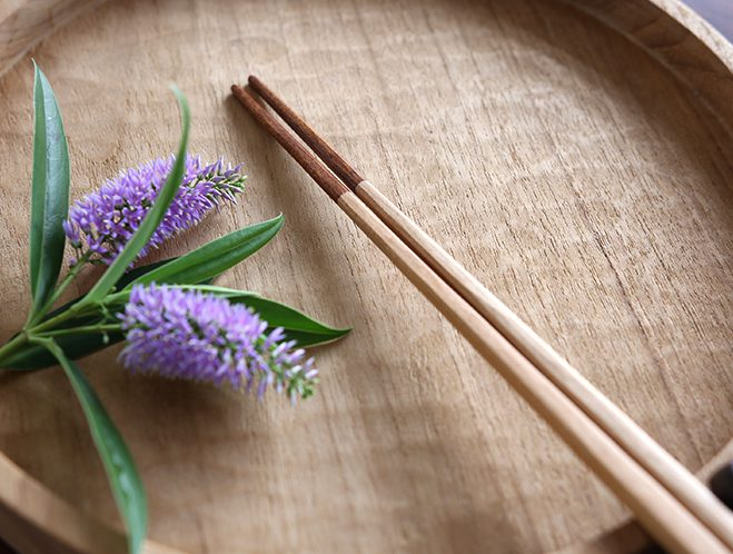 New at OEN Shop - Dish, Coffee Measure & Chopsticks from Atelier tree song 2
