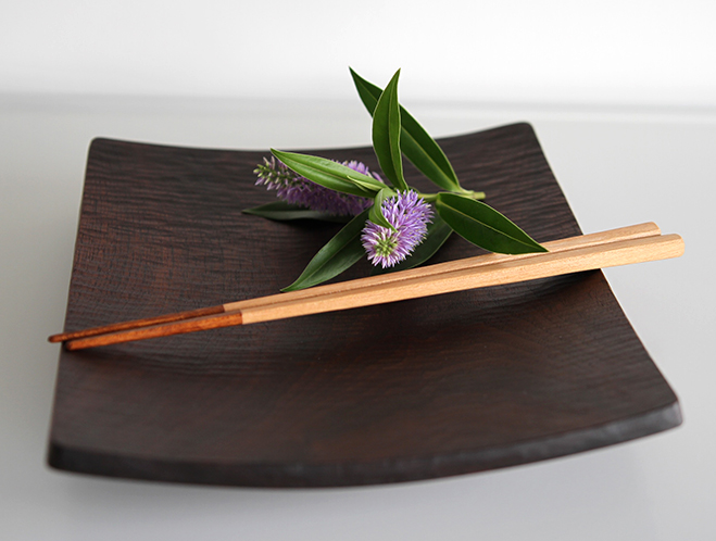 New at OEN Shop - Dish, Coffee Measure & Chopsticks from Atelier tree song 4
