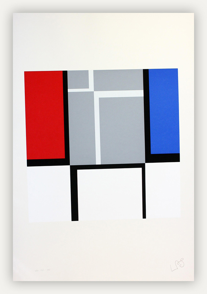 Equilibrium-of-Form-and-Space---Abstract-Paintings-&-Collage-by-Leon-Polk-Smith-11