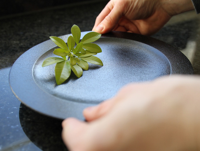 Natural Textures & Colours Lacquerware by Fujii Works at OEN Shop 2