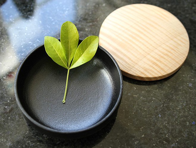 Natural Textures & Colours Lacquerware by Fujii Works at OEN Shop 6