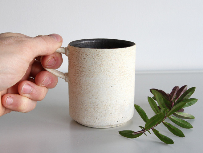 Pottery for a Modern Lifestyle - New Works at OEN Shop by Shinobu Hashimoto 4