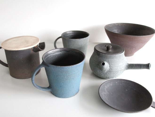 New Maker at OEN Shop - Ceramics by Japanese Pottery Takeshi Ohmura  1