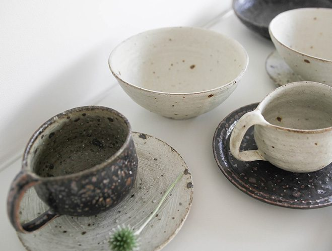 New Maker at OEN Shop - Ceramics by Japanese Potter Shinko Nakanishi 1