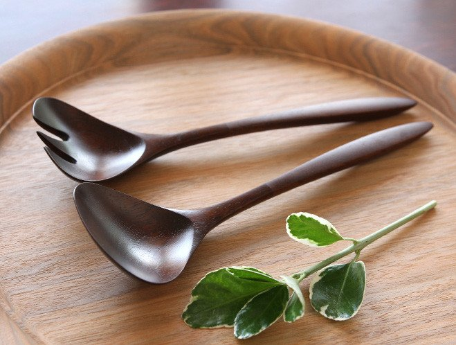 New at OEN Shop - Cutlery & Woodwork by Atelier Tree Song 3