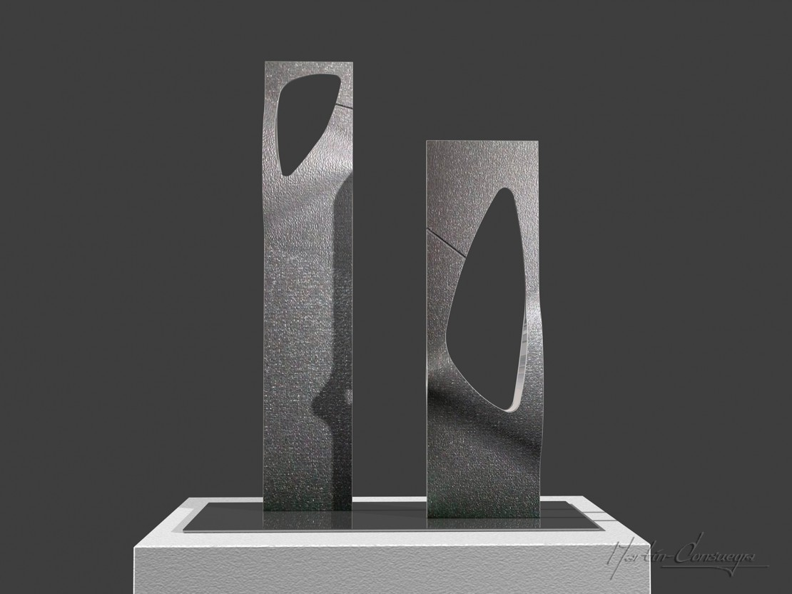 Exploring Form and Feeling - Sculptures by Martin Consuegra 1