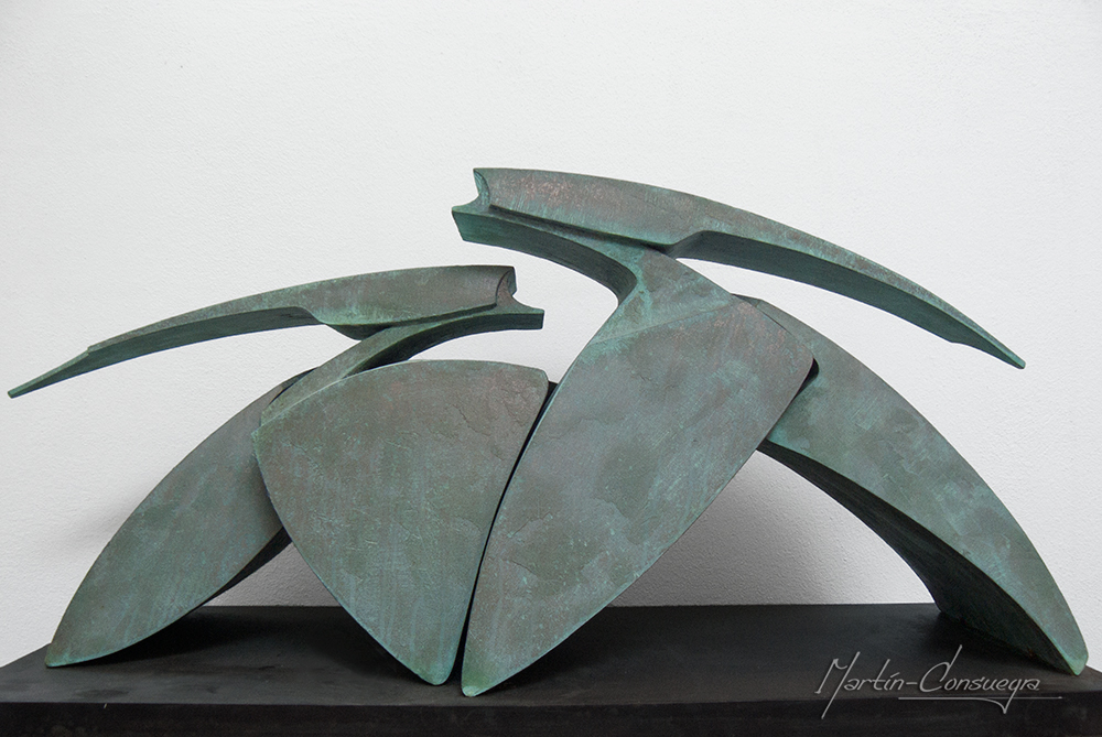 Exploring Form and Feeling - Sculptures by Martin Consuegra 5