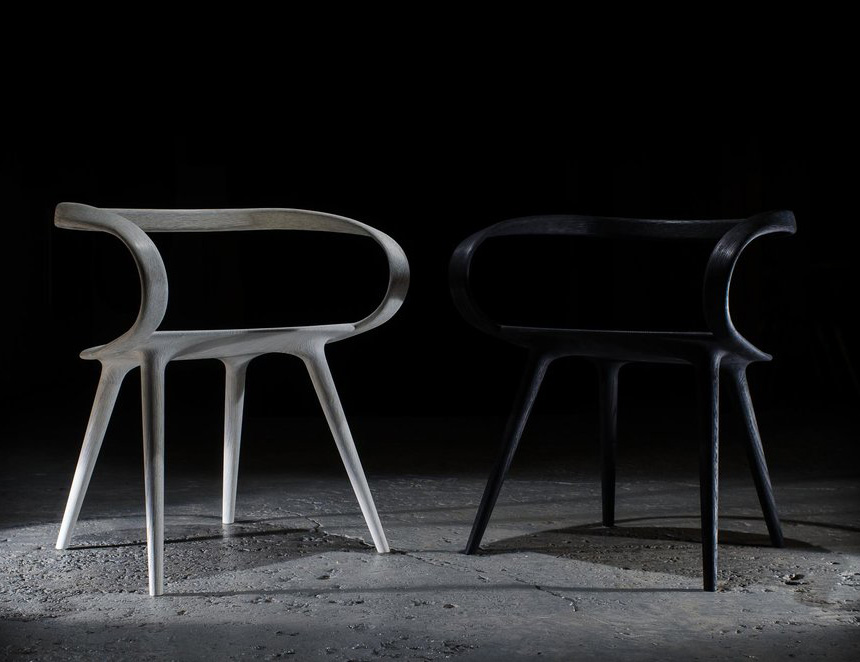 Velo Chair by Jan Waterston 1