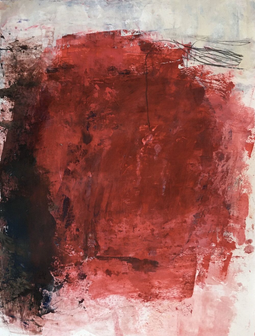 Abstract Paintings by Jane Cornwell 7