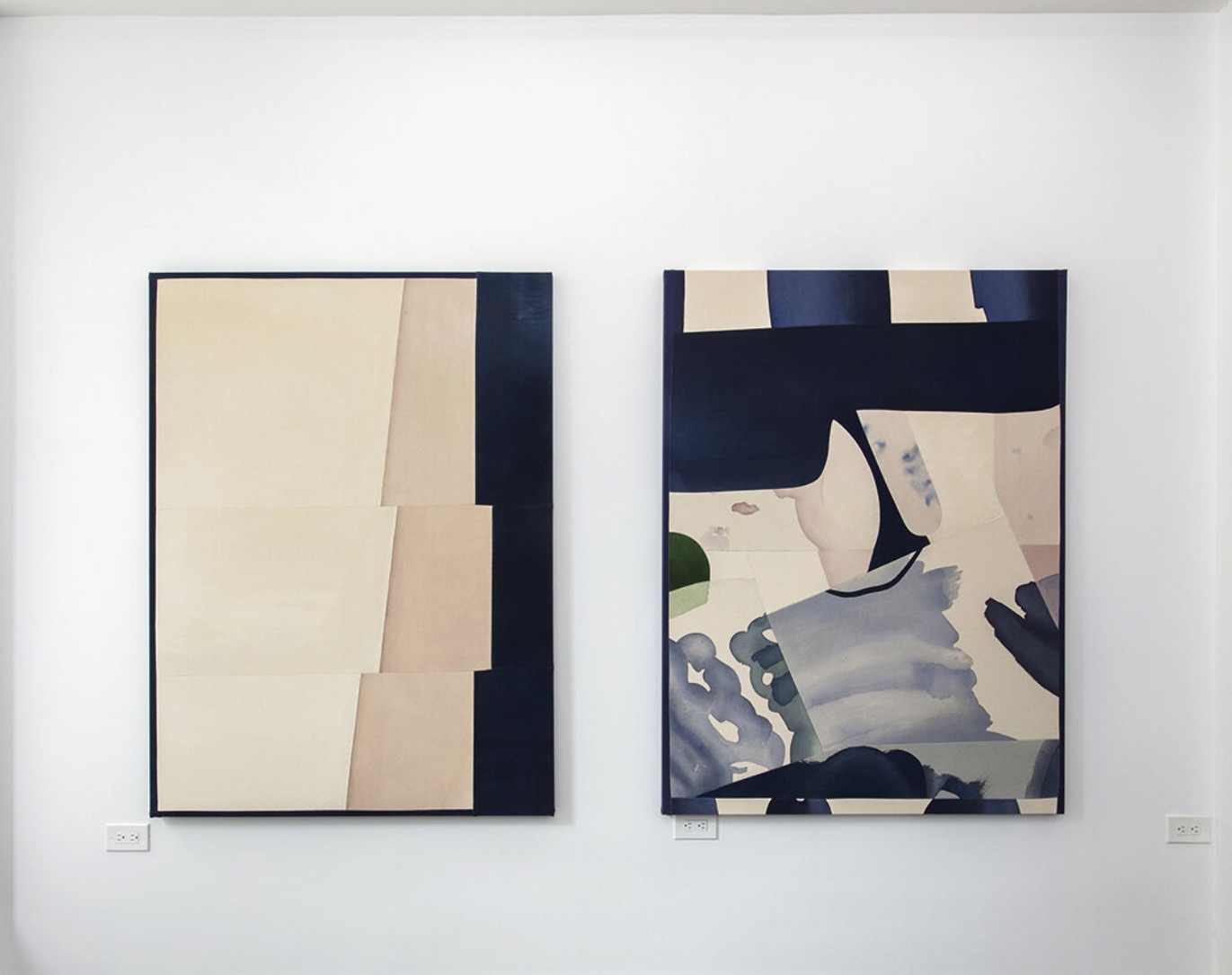 Abstract Artworks by Claire Oswalt 5