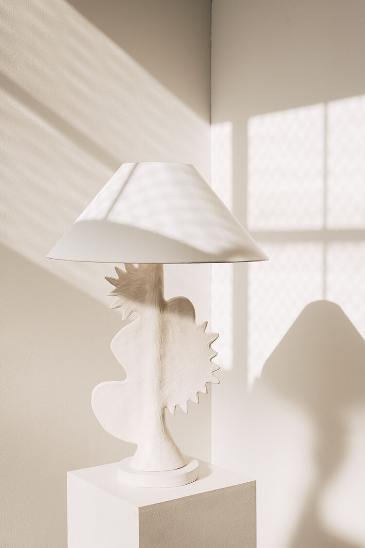 Ceramic Lamps by Sarah Nedovic Gaunt 5