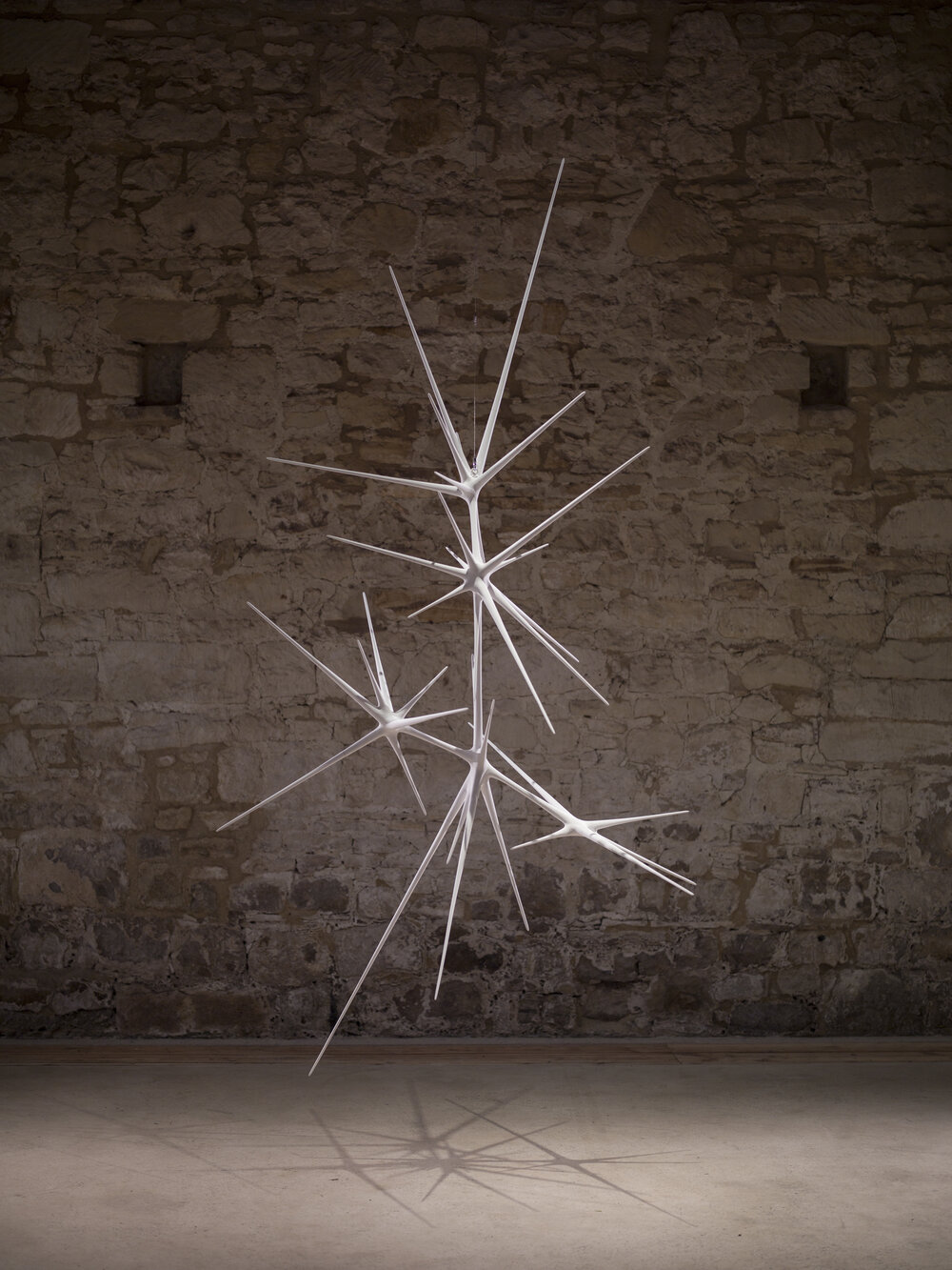 Spiked Sculpture by Christopher Kurtz 8