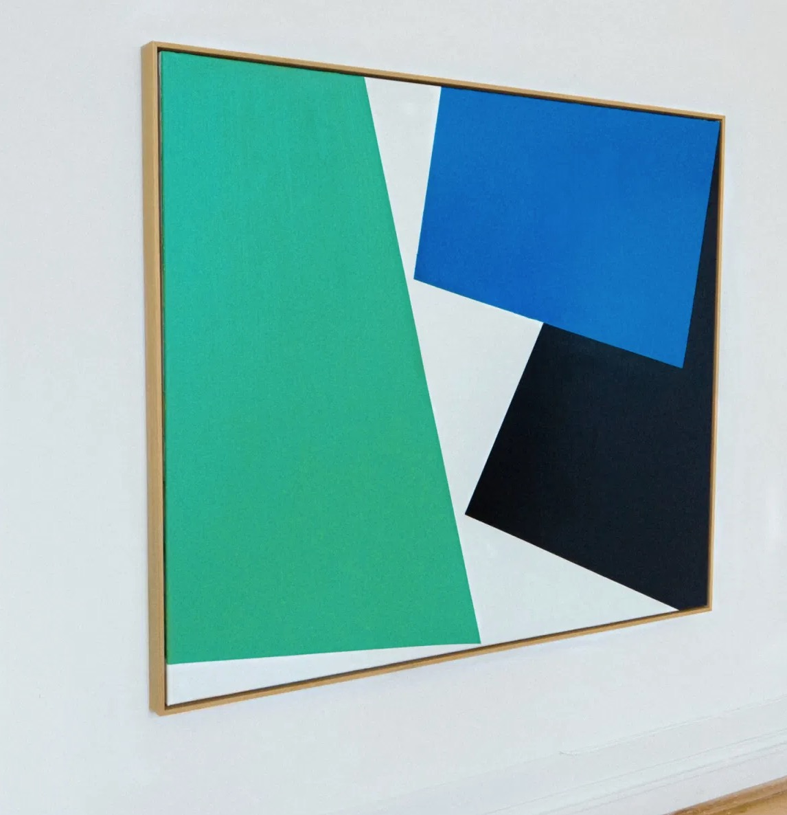 Minimalist Painting by Artist Carsten Beck 5