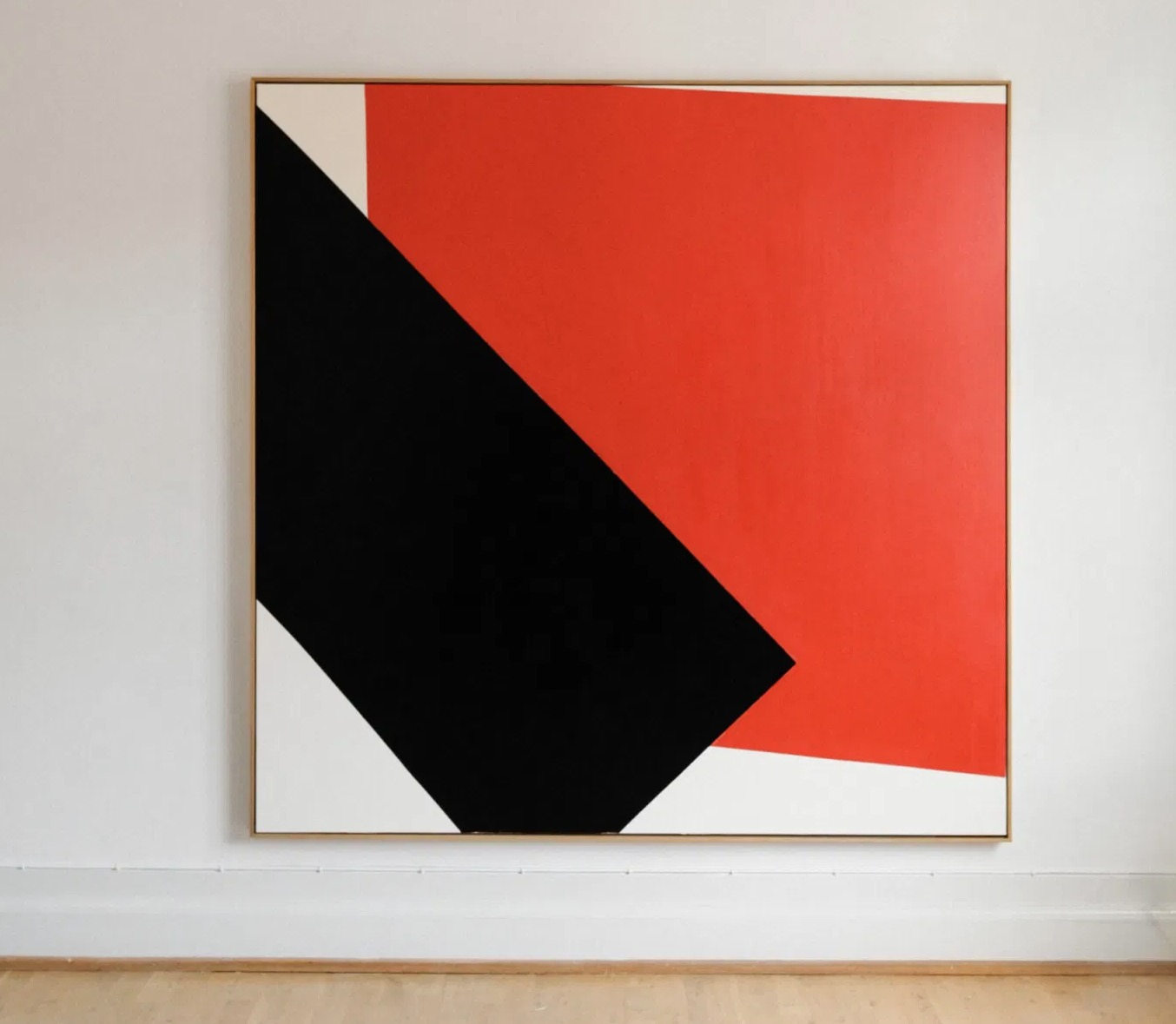 Minimalist Painting by Artist Carsten Beck 4