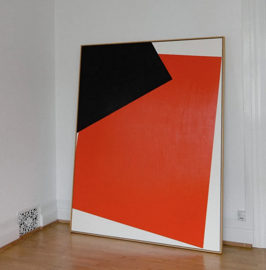Minimalist Painting by Artist Carsten Beck 3