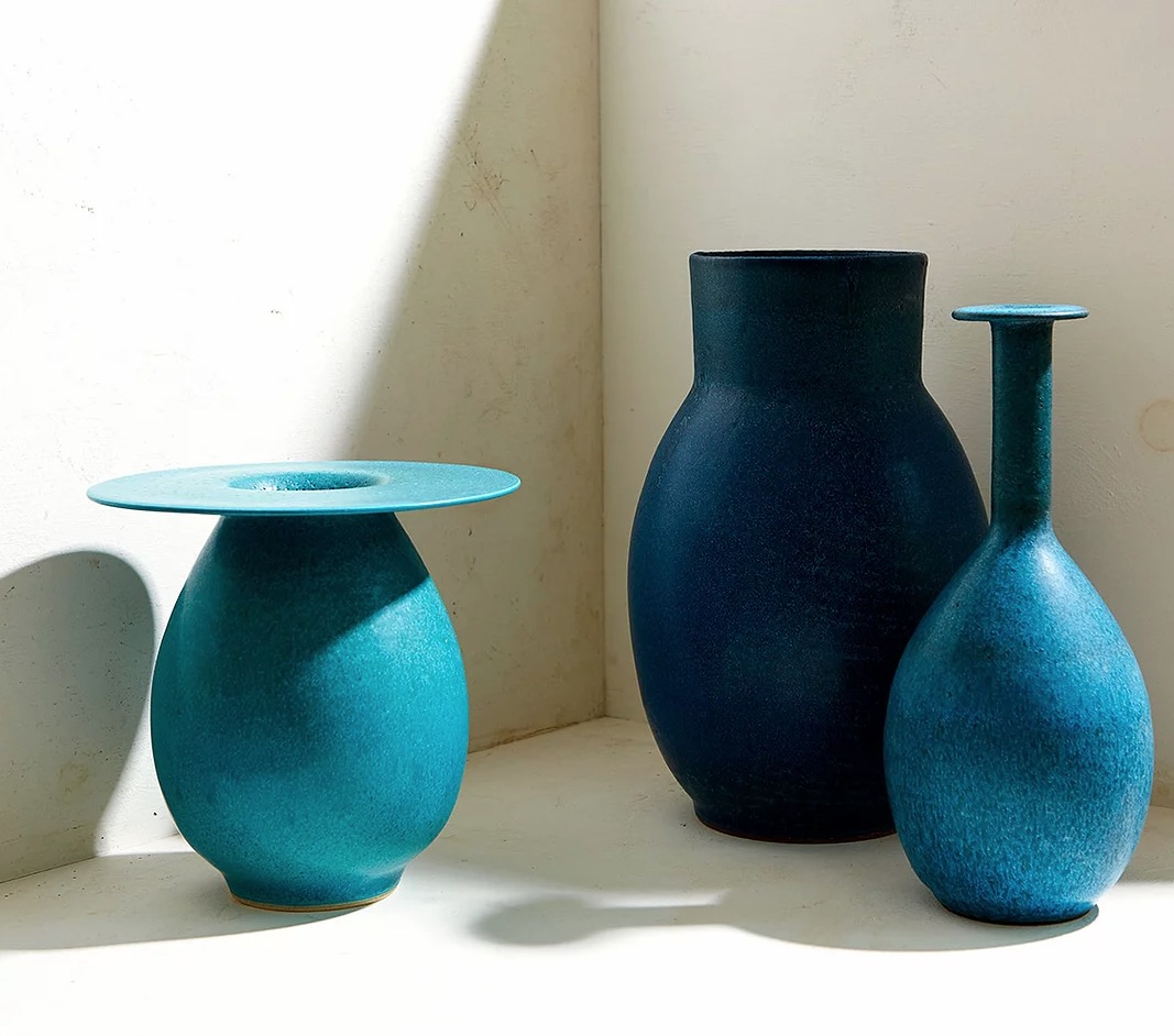 Ceramics by Warner Walcott of Magnolia 1