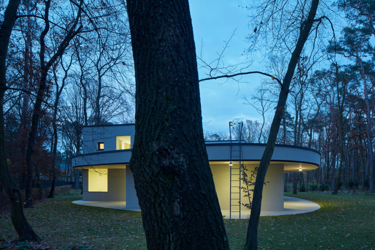 The Forest Villa by Mjölk Architects 9