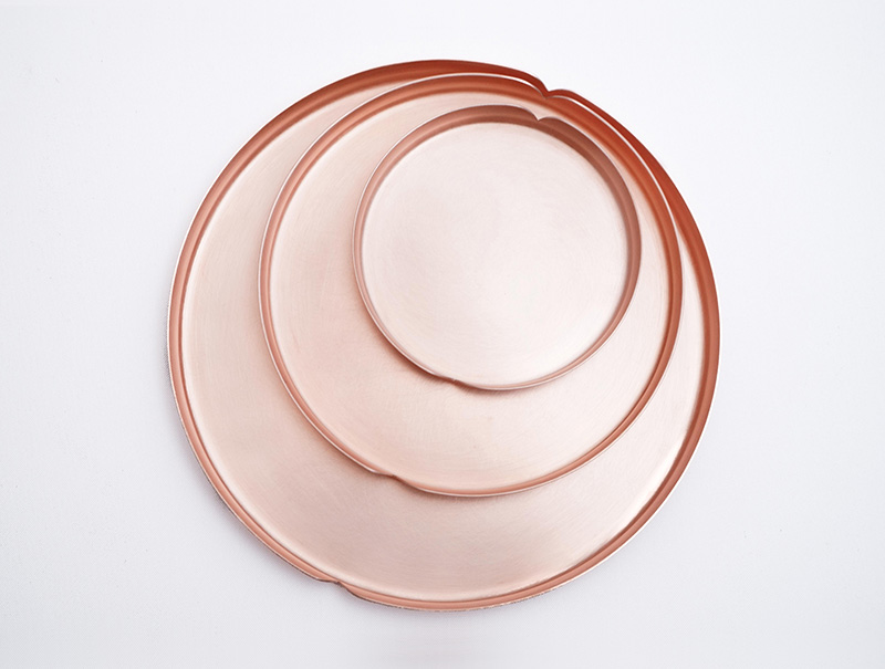 Copper Dishes & Objects by 86400 1
