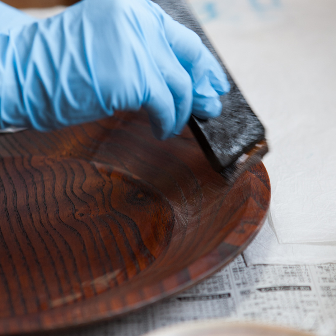Handcrafted Lacquerware by Fujii Works 5