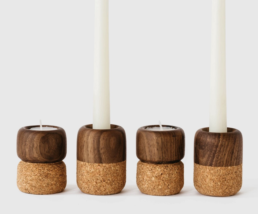 Cork and Wood Objects by Melanie Abrantes 9
