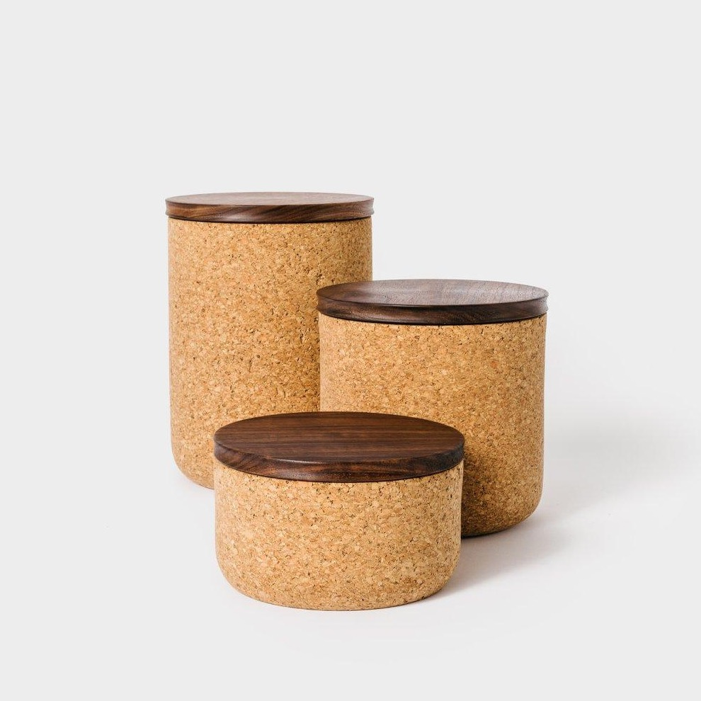 Cork and Wood Objects by Melanie Abrantes 10