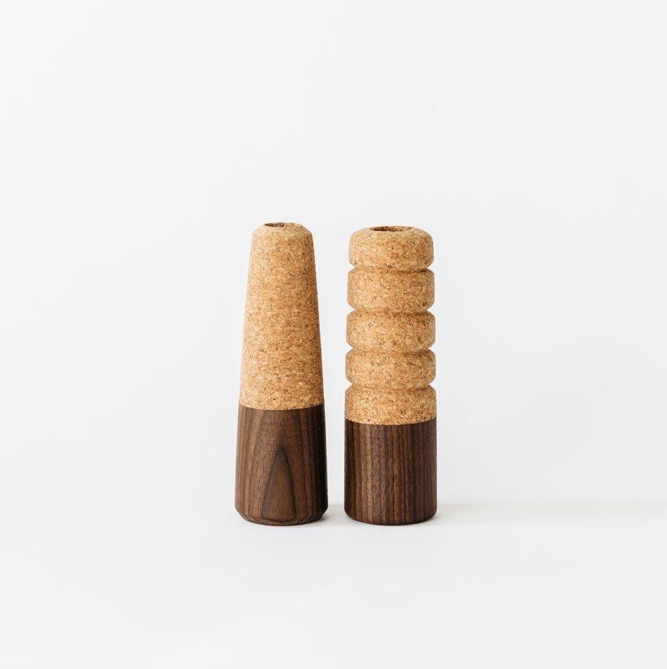 Cork and Wood Objects by Melanie Abrantes 11