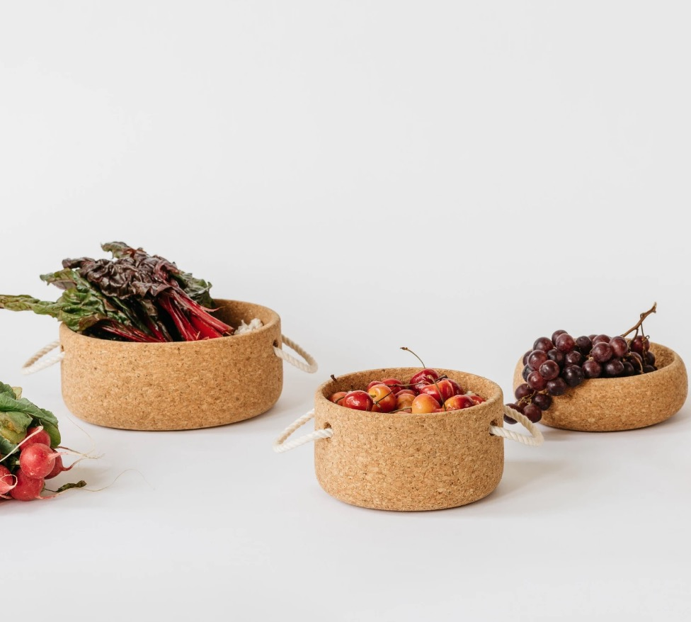Cork and Wood Objects by Melanie Abrantes 12