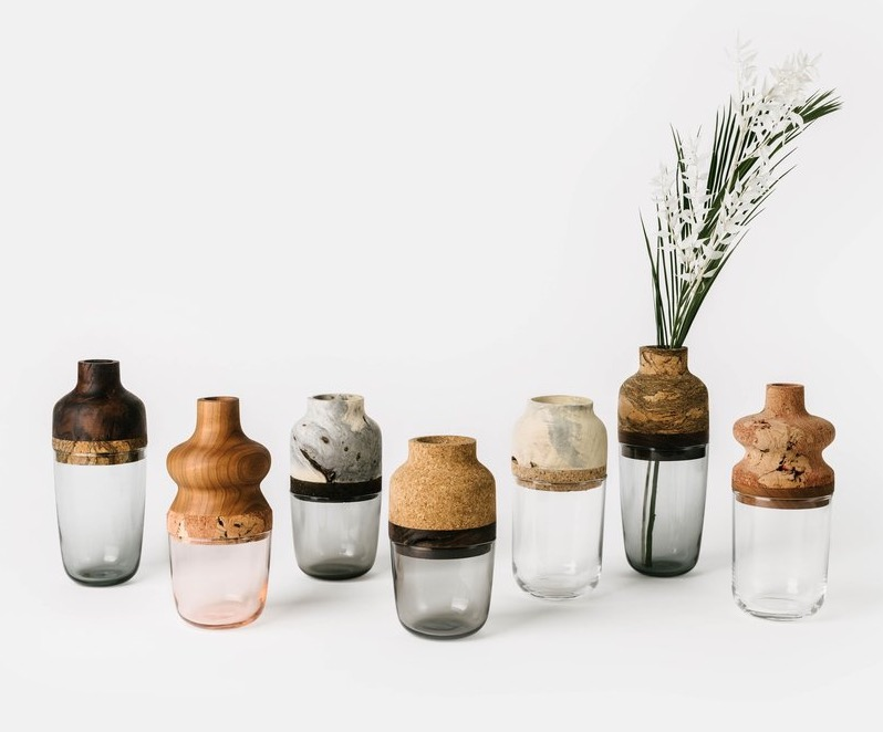 Cork and Wood Objects by Melanie Abrantes 2