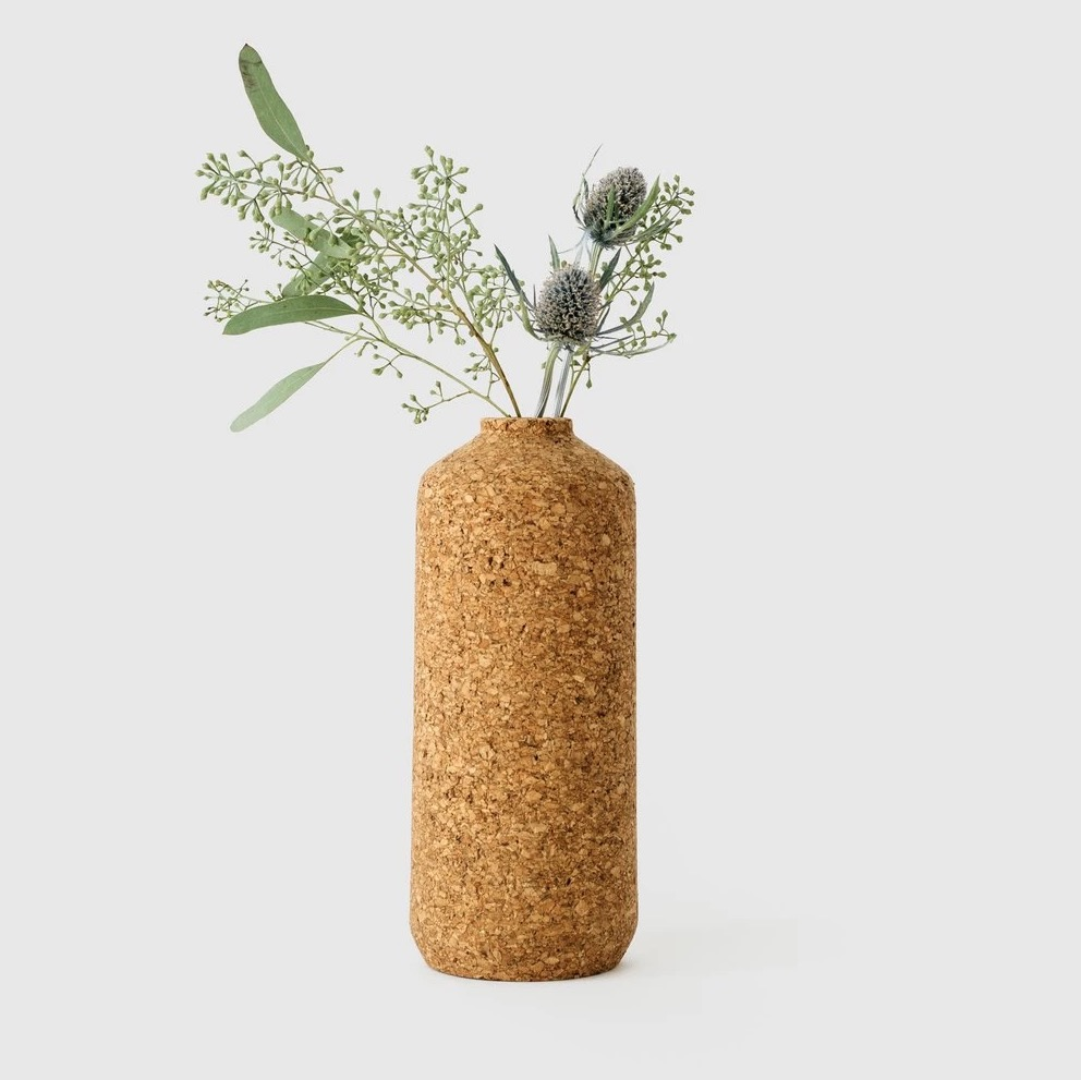 Cork and Wood Objects by Melanie Abrantes 5