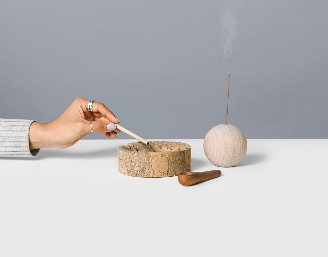 Cork and Wood Objects by Melanie Abrantes 8
