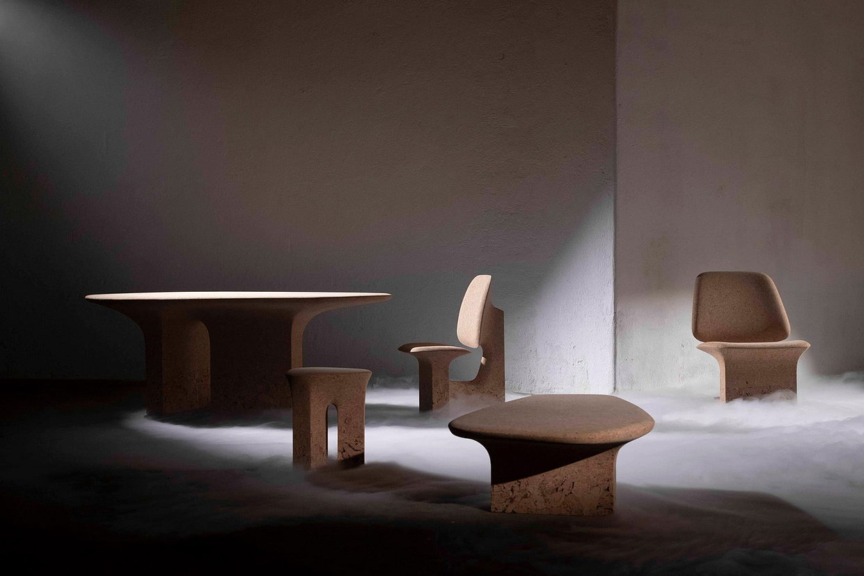 Burnt Cork Collection by Made in Situ 7