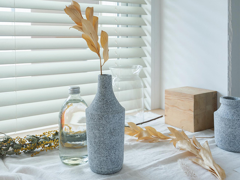 Stone Vases & Objects by AJI PROJECT 7