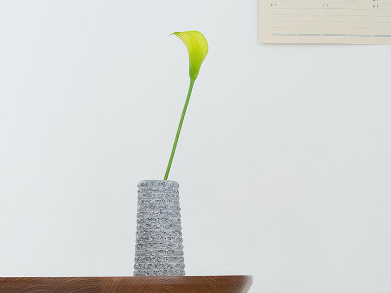 Stone Vases & Objects by AJI PROJECT 6
