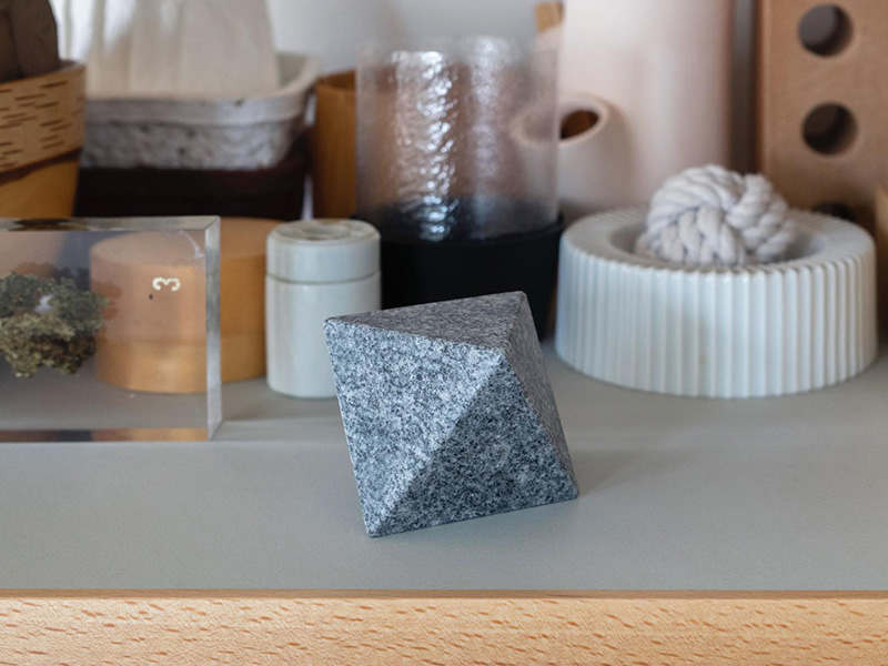 Stone Vases & Objects by AJI PROJECT 4