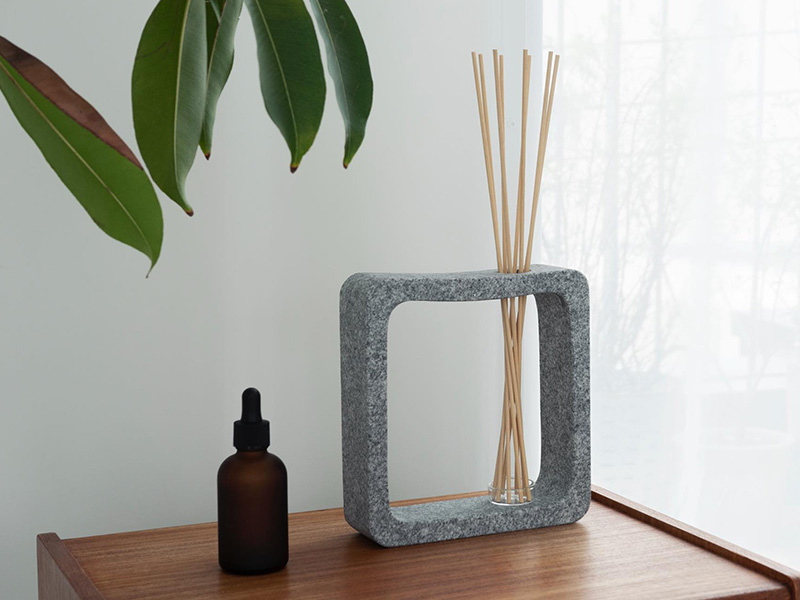 Stone Vases & Objects by AJI PROJECT 3